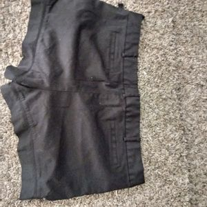 Nicole by nicole miller short used 1 time xl blac
